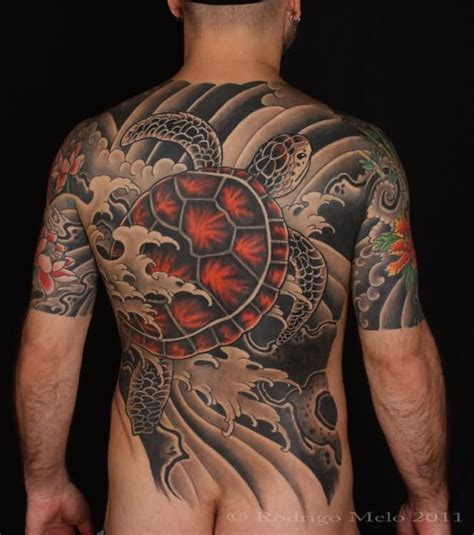 japanese turtle tattoo turtle tattoos for turtle designs