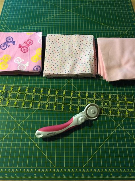 How To Make A Patchwork Quilt Out Of Baby Clothes - pet sized rag quilt 183 how to make a patchwork quilt