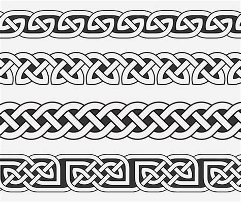 celtic armbands tattoo designs 25 best ideas about celtic band on