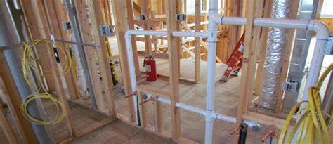 plumbing new construction new construction plumbing heating bergen county nj