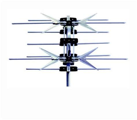 winegard 2 bay bowtie uhf and high band vhf tv antenna hd 1080 from solid signal