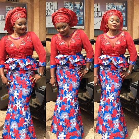 latest nigeria ankara style blouse and skirt latest ankara skirt and blouse styles 2017 inspiration you