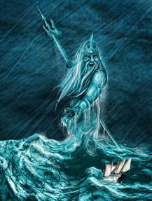 pin poseidon symbol trident pictures on pinterest