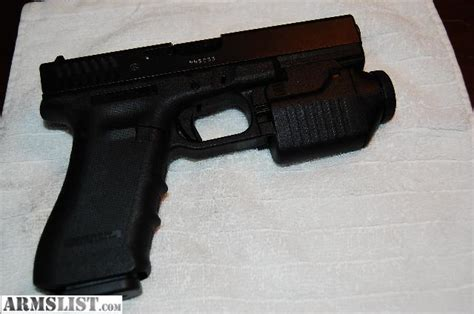 glock 22 tactical light armslist for sale glock 22 gen3 rtfii tac light 2