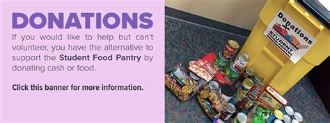 Food Pantry Mission Statement by Utrgv Utrgv Food Pantry