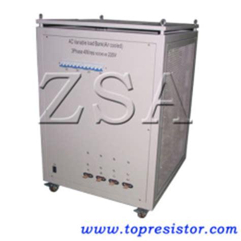 size ngr resistor 3kw 320v high power resistor box load bank manufacturer from china shenzhen zenithsun