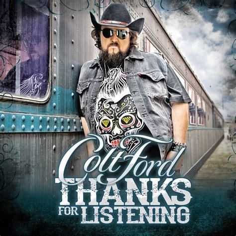 colt rap colt ford s quot thanks for listening quot has high points but