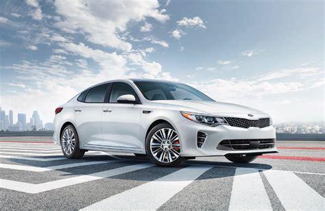 Kia Optima Standard 2017 Kia Optima Standard Features And Specs