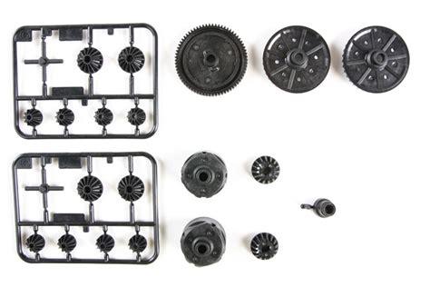 51531 Tamiya Tt02 G Parts Gear tamiya 51531 rc tt 02 spare g parts gear set for tt02 tt02b tt02d sp1531