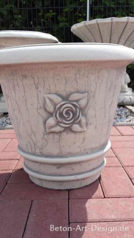 steinkübel beton design onlineshop f 195 188 r gartenfiguren