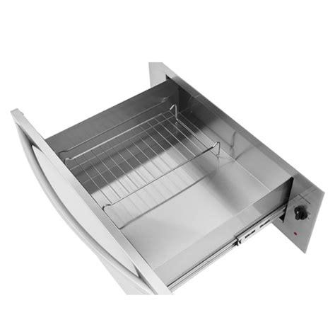frigidaire gallery tiroir chauffant de 30 acier