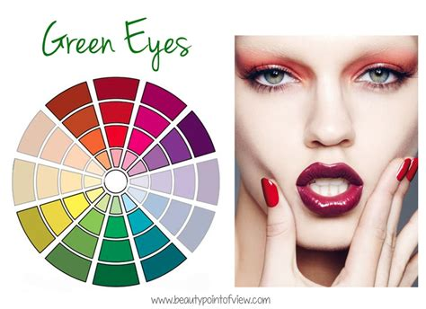 what colors make green pop how to make your eye color stand out