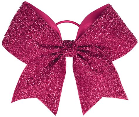 hair bows chass 233 174 tinsel performance hair bow omni cheer