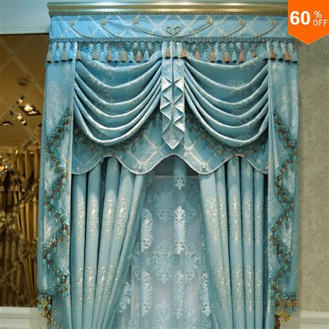 luxury curtains online gold jacquard fabric reviews online shopping reviews on