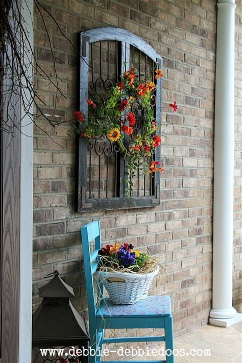 outside wall designs 25 best ideas about outdoor wall art on pinterest patio
