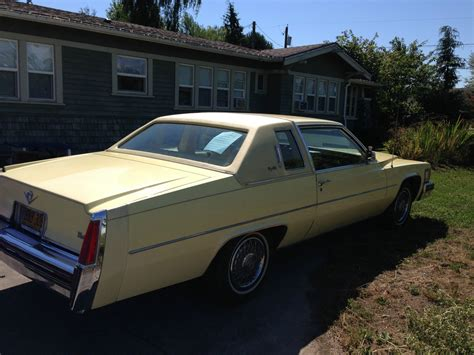 bellingham cadillac 1977 cadillac coupe 425 7 0 for sale in