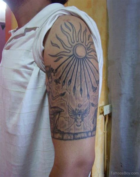 egyptian sleeve tattoo tattoos designs pictures page 15