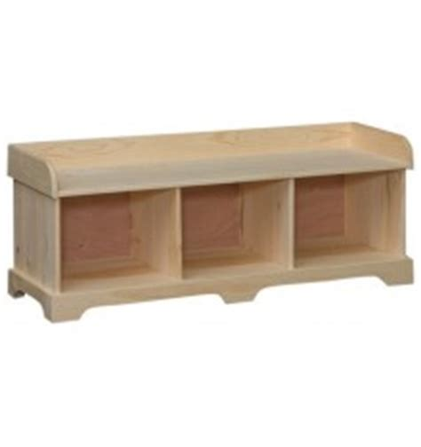 30 inch entryway bench 30 inch storage coat bench burr s unfinished