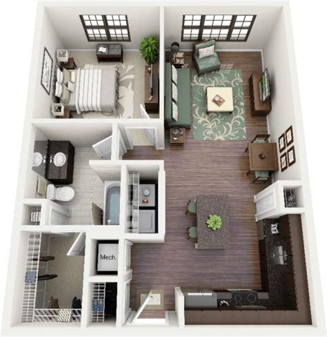 Make Your Floor Plan by Designeer Paul 1 Bedroom Apartment House Plans
