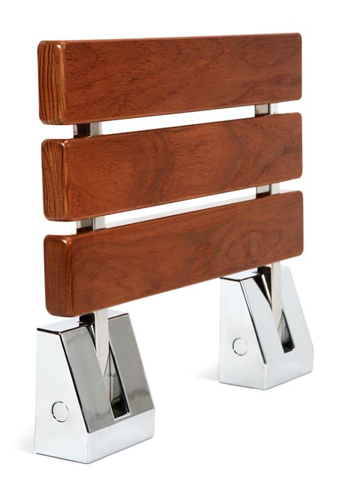 Wall Mounted Folding Stool by Kenley Folding Shower Seat Wooden Wall Mounted Bench