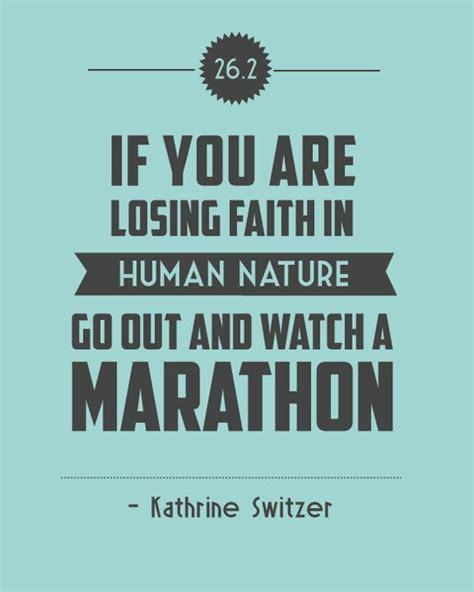 Quote Typography 63 Tshirtkaosraglananak Oceanseven Boston Marathon Gift For Runner 26 2 Kathrine Switzer