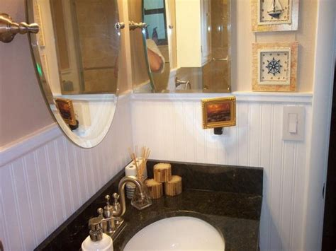 Wainscoting Bathroom Height by 1000 Images About Wainscoting Height Material On