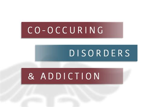 Web Md Detox Alochol Use Disorder by Co Occurring Anxiety Disorders In Addiction And Abuse