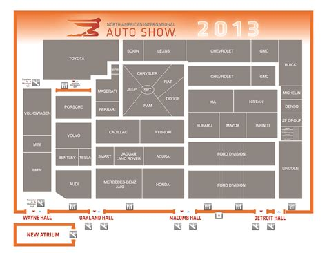 metro radio arena floor plan floor plans new york international auto show