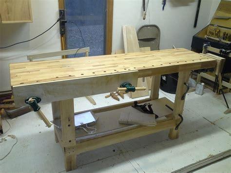 Workbench By Zalsa Lumberjocks Com Woodworking Community