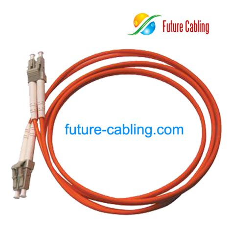 Fiber Patch Cord Multimode Om2 5 Meter Lc Lc Upc Duplex wholesale cheap lc lc fiber optic patch cords duplex