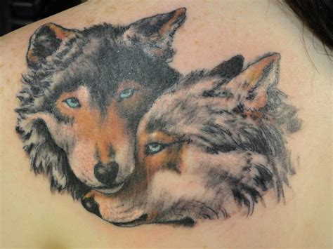 wolf pack tattoo wolf pack tattoos