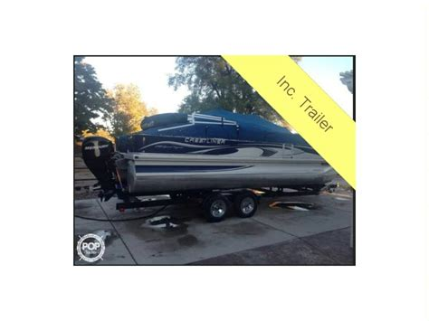 used boats for sale grand cayman crestliner 2385 grand cayman in florida power boats used