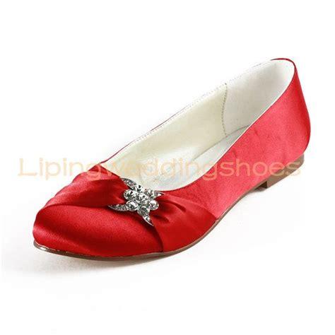 flat satin wedding shoes flat wedding shoes modest satin bridal shoes