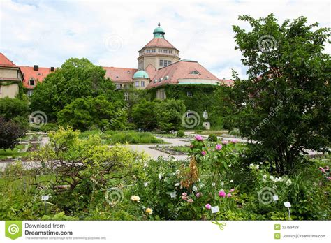 munich botanical gardens munich botanical garden royalty free stock photos image