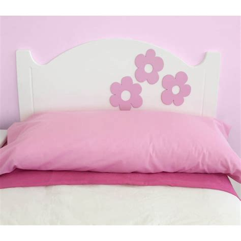 children headboard anastasia children headboard with flowers bainba com
