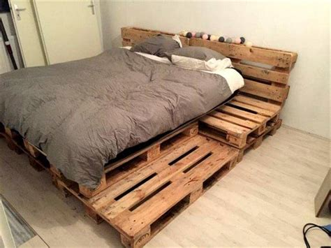 Pallet Platform Bed 25 Renowned Pallet Projects Ideas Pallet Furniture Diy Part 2
