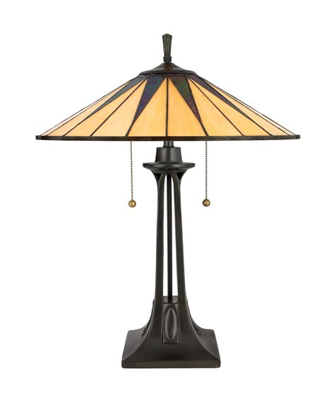 Quoizel Lighting Quoizel Tf6668 Gotham 25 Inch Table L Capitol