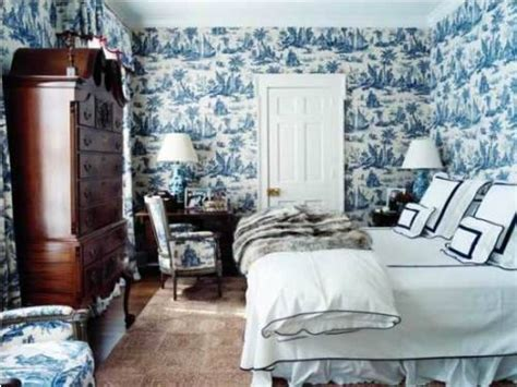 french blue bedrooms blue and white french country bedroom the interior