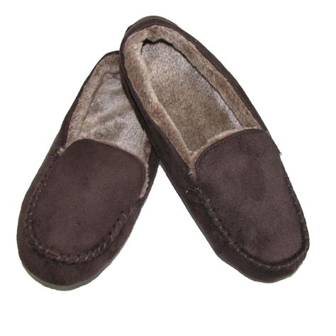 silver isotoner slippers womens microsuede memory foam moccasin slipper by totes