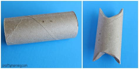 Empty Toilet Paper Roll Crafts - toilet paper roll bat craft for crafty morning