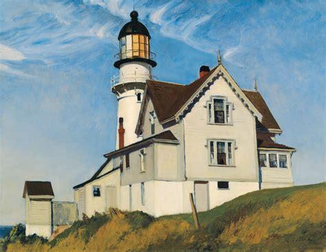 house painting art bowdoin college museum of art edward hopper s maine