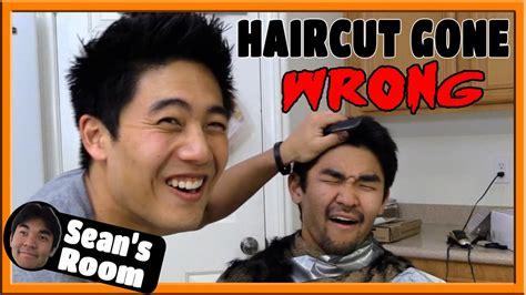 haircut gone wrong youtube haircut gone wrong youtube