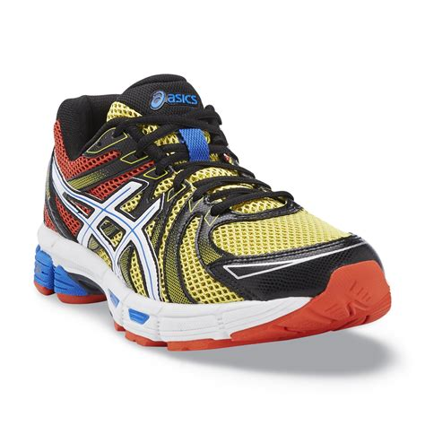 running shoes for slight overpronation asics s gel exalt black yellow running shoes