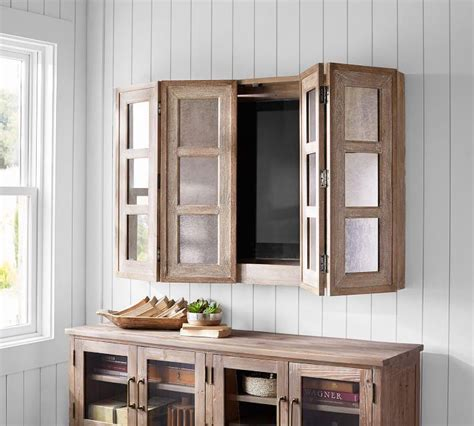 mirror cabinet tv cover gallery frame tv cover in black