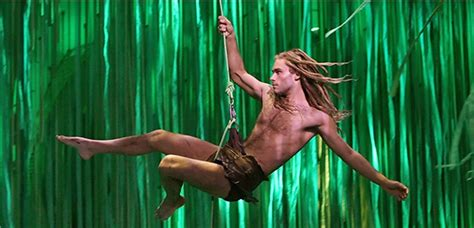 tarzan the jungle man swinging from a rubber band tarzan the little mermaid from screen to stage thread
