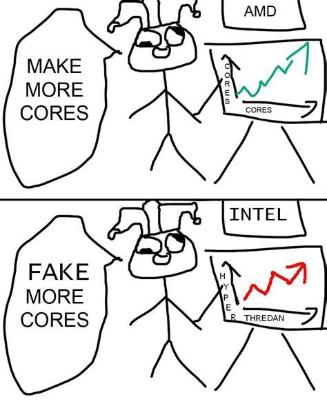 Amd Meme - related keywords suggestions for intel vs amd meme