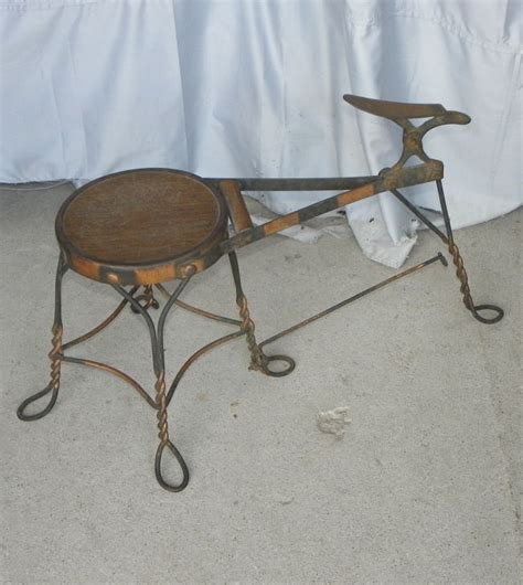 shoe shine bench bargain john s antiques 187 blog archive antique wire wood