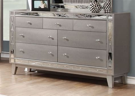 leighton bedroom set leighton metallic mercury twin panel bed 204921t coaster