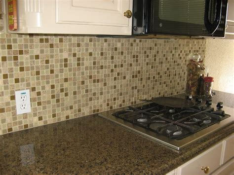 small tiles for kitchen backsplash backsplash ideas stunning small tile backsplash small