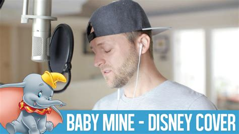 baby mine baby mine dumbo disney cover